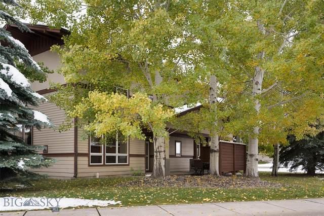 1045 Boylan Road #14, Bozeman, MT 59715 (MLS #364119) :: Montana Mountain Home, LLC