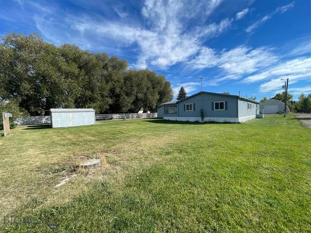 93 Ice Blue Rd., Bozeman, MT 59718 (MLS #364121) :: Hart Real Estate Solutions