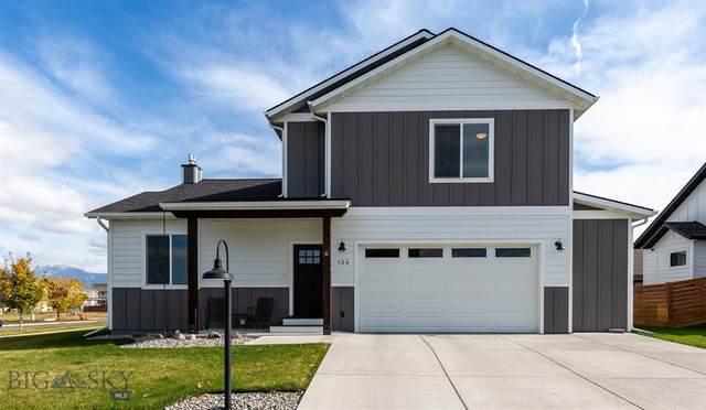 134 Teita Drive, Bozeman, MT 59718 (MLS #364123) :: Berkshire Hathaway HomeServices Montana Properties