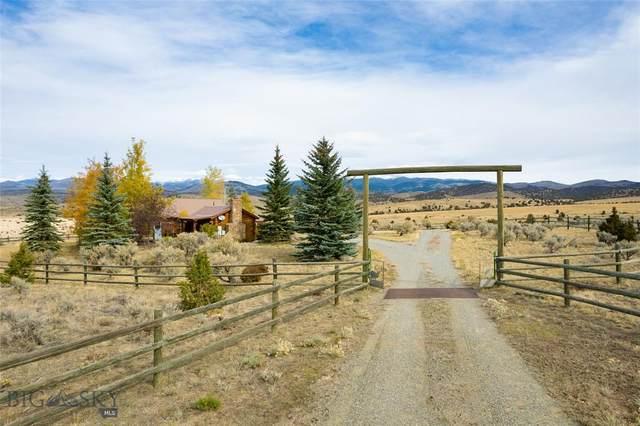 247 Mill Gulch Road, Sheridan, MT 59749 (MLS #364125) :: Montana Home Team