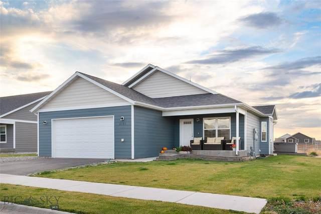 2105 Oriole Drive, Belgrade, MT 59714 (MLS #364126) :: Montana Mountain Home, LLC