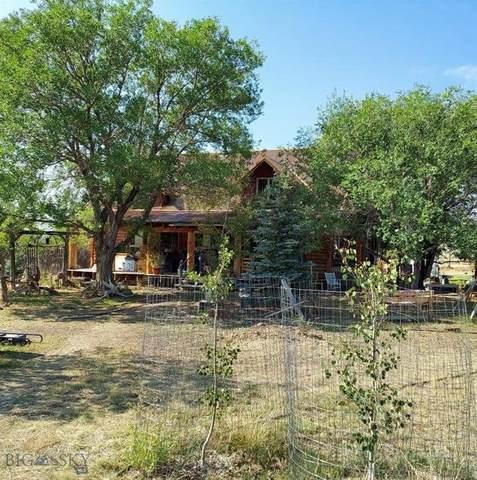 38 Leppala, Whitehall, MT 59759 (MLS #364128) :: Montana Mountain Home, LLC