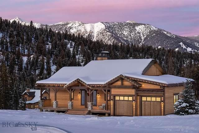 471 Outlook Trail, Highlands #43, Big Sky, MT 59716 (MLS #364138) :: Carr Montana Real Estate