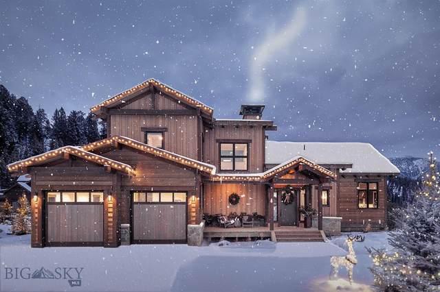 545 Outlook Trail, Highlands #60, Big Sky, MT 59716 (MLS #364139) :: Carr Montana Real Estate