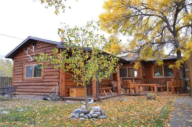 312 S D Street, Livingston, MT 59047 (MLS #364141) :: Montana Home Team