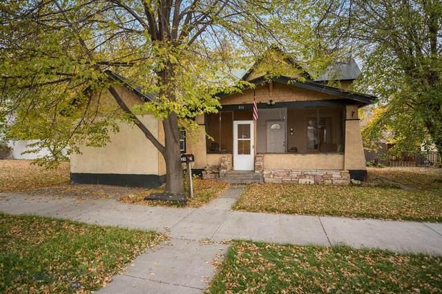211 S H, Livingston, MT 59047 (MLS #364144) :: Berkshire Hathaway HomeServices Montana Properties