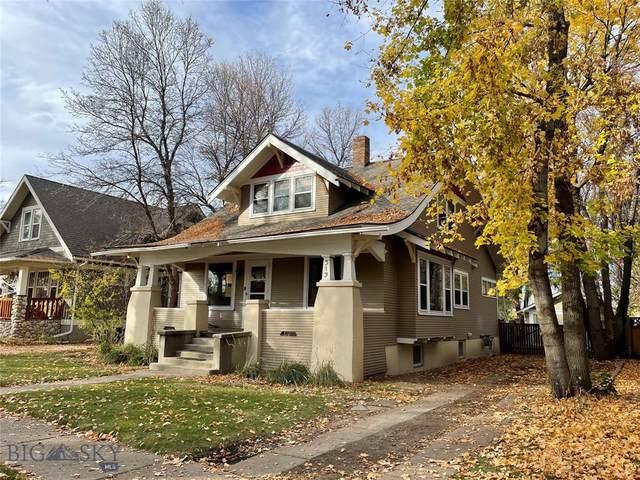 519 W Babcock Street, Bozeman, MT 59715 (MLS #364146) :: Montana Mountain Home, LLC