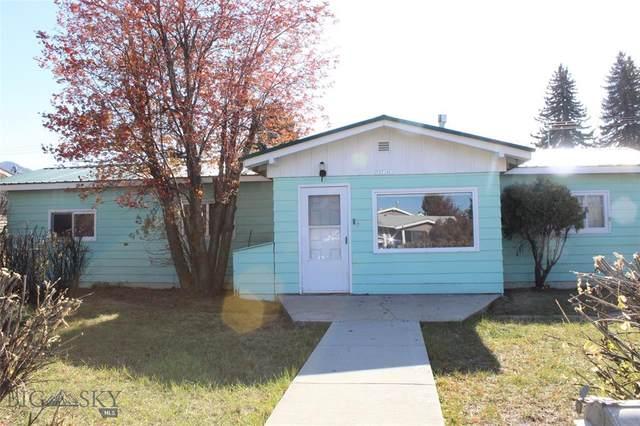 3110 Edwards Street, Butte, MT 59701 (MLS #364147) :: Black Diamond Montana