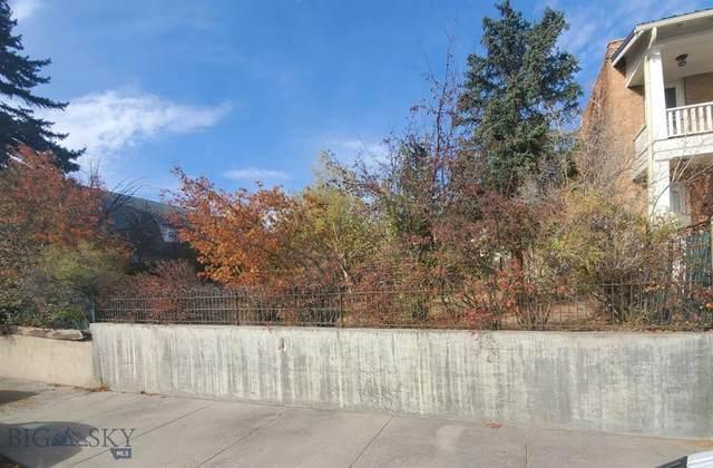 TBD W Mercury Street, Butte, MT 59701 (MLS #364166) :: Black Diamond Montana