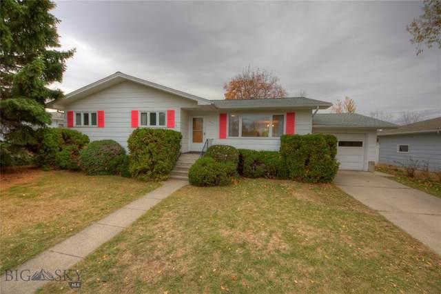 403 N 18th Avenue, Bozeman, MT 59715 (MLS #364168) :: Montana Mountain Home, LLC