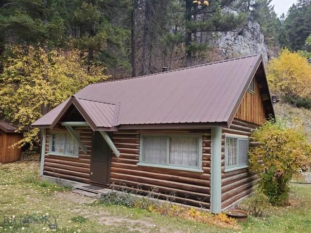 1 Cave Gulch Road, Drummond, MT 59832 (MLS #364171) :: Black Diamond Montana
