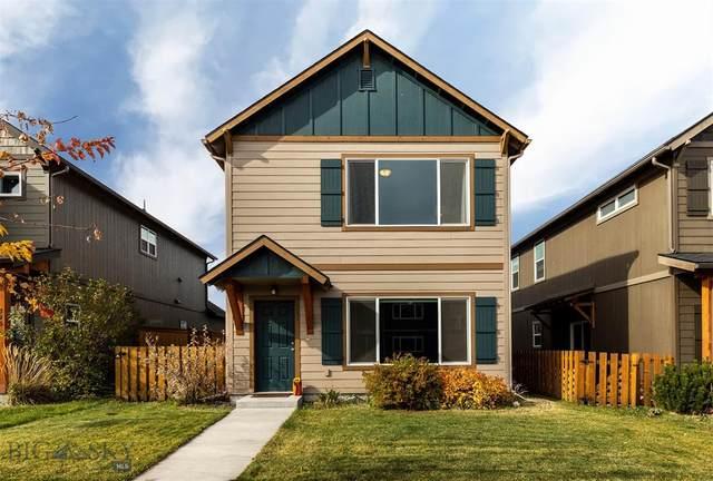 381 Water Lily Drive, Bozeman, MT 59718 (MLS #364172) :: Montana Mountain Home, LLC