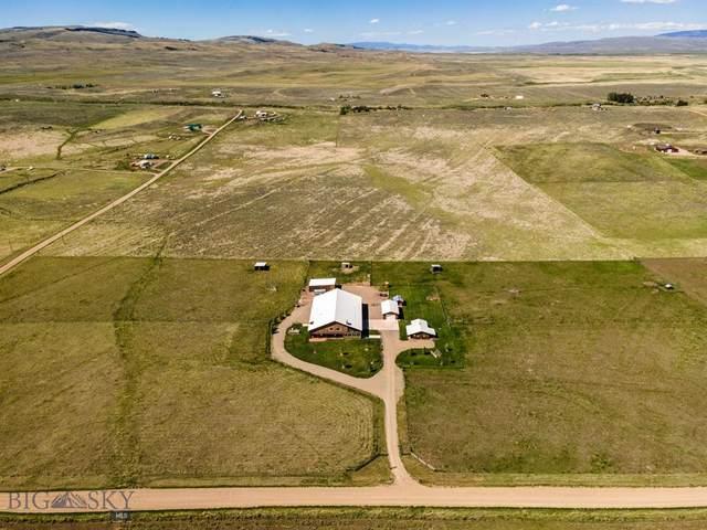 28 Great Escape, Wilsall, MT 59086 (MLS #364196) :: Montana Life Real Estate