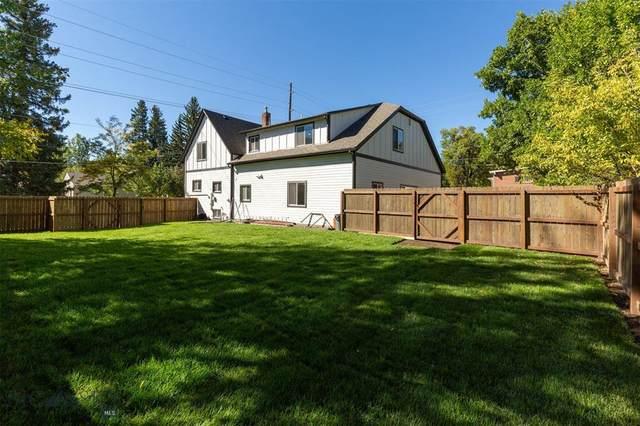 11 W College Street, Bozeman, MT 59715 (MLS #364197) :: Berkshire Hathaway HomeServices Montana Properties