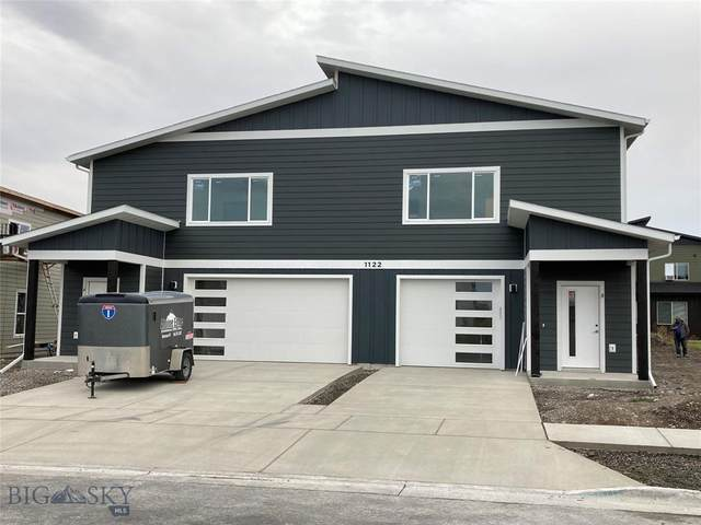 1122 Samantha Lane A, Bozeman, MT 59718 (MLS #364200) :: Montana Mountain Home, LLC