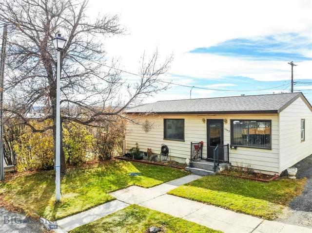 1043 Placer Street, Butte, MT 59701 (MLS #364212) :: Montana Mountain Home, LLC