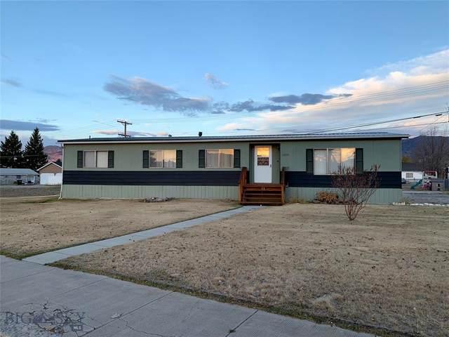 2660 S Montana Street, Butte, MT 59701 (MLS #364221) :: Montana Home Team