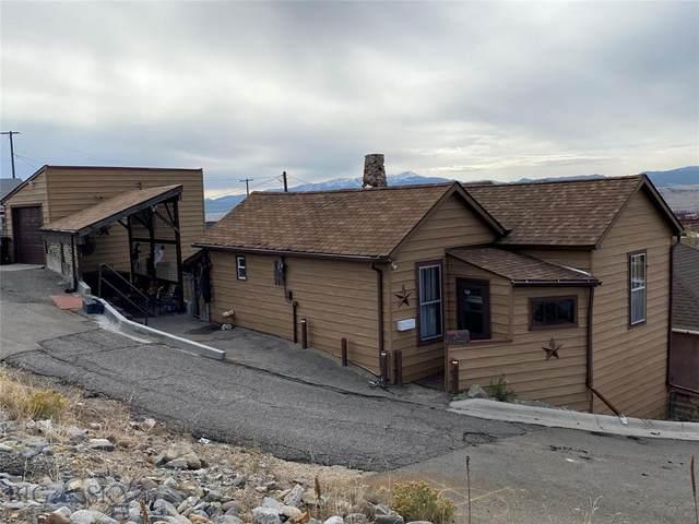 112 Bell Street, Butte, MT 59701 (MLS #364225) :: Montana Home Team