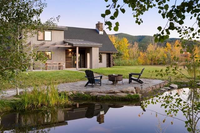 1589 Cougar Drive, Bozeman, MT 59718 (MLS #364228) :: Montana Life Real Estate