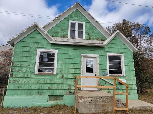121 Blue Wing, Butte, MT 59701 (MLS #364234) :: Montana Mountain Home, LLC
