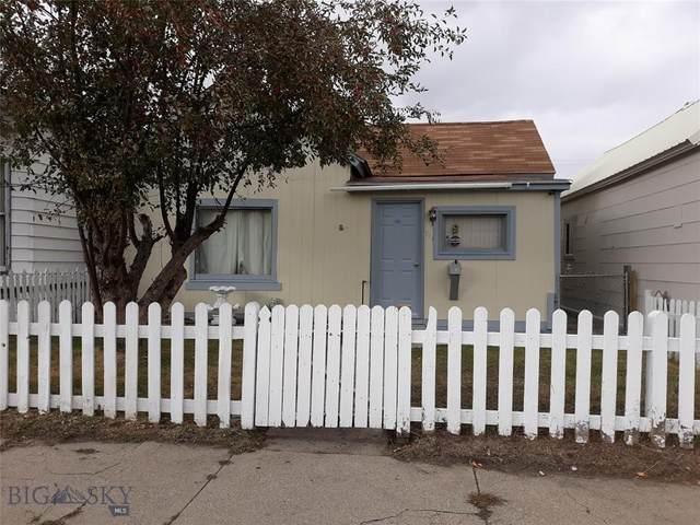 914 E 5th Street E, Anaconda, MT 59711 (MLS #364240) :: Montana Mountain Home, LLC