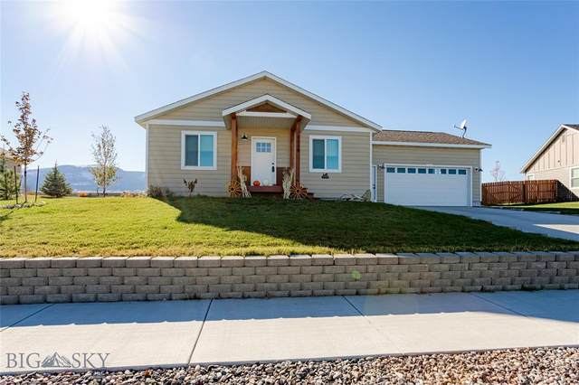 1119 Ridgeview Trail, Livingston, MT 59047 (MLS #364246) :: Montana Mountain Home, LLC