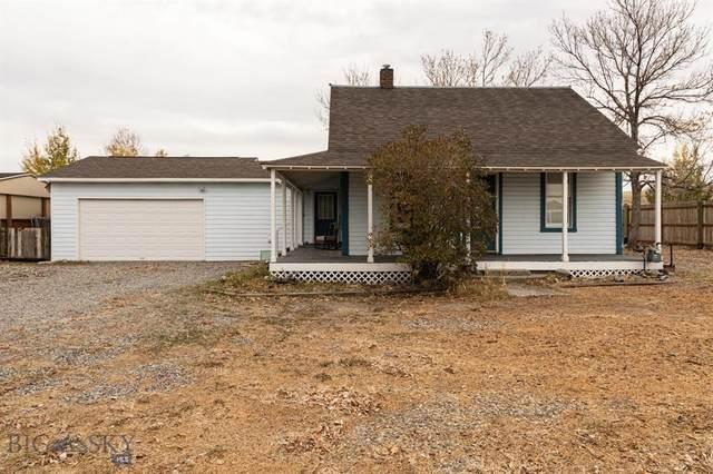 140 1st Street, Logan, MT 59741 (MLS #364252) :: Montana Mountain Home, LLC
