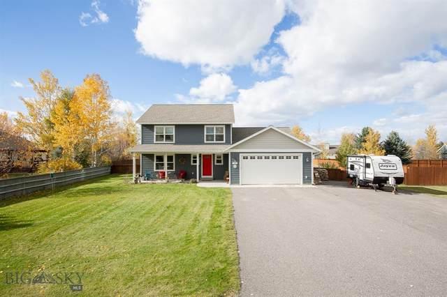 615 Drifter Drive, Bozeman, MT 59718 (MLS #364301) :: Montana Life Real Estate