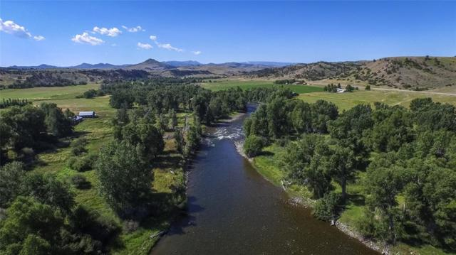 758 Old Boulder Road, Big Timber, MT 59011 (MLS #300347) :: Black Diamond Montana | Berkshire Hathaway Home Services Montana Properties
