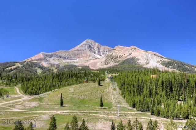 40 Big Sky Resort Road, 1984, Big Sky, MT 59716 (MLS #309774) :: Montana Life Real Estate