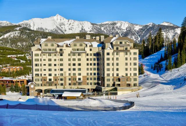 60 Big Sky Resort Road, #1002, Big Sky, MT 59716 (MLS #311067) :: Hart Real Estate Solutions