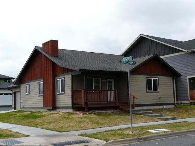 1204 Manzanita Drive, Bozeman, MT 59715 (MLS #314205) :: Black Diamond Montana   Berkshire Hathaway Home Services Montana Properties
