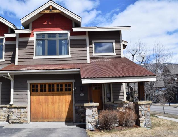20 Limber Pine Place #1, Big Sky, MT 59716 (MLS #317626) :: Black Diamond Montana | Berkshire Hathaway Home Services Montana Properties