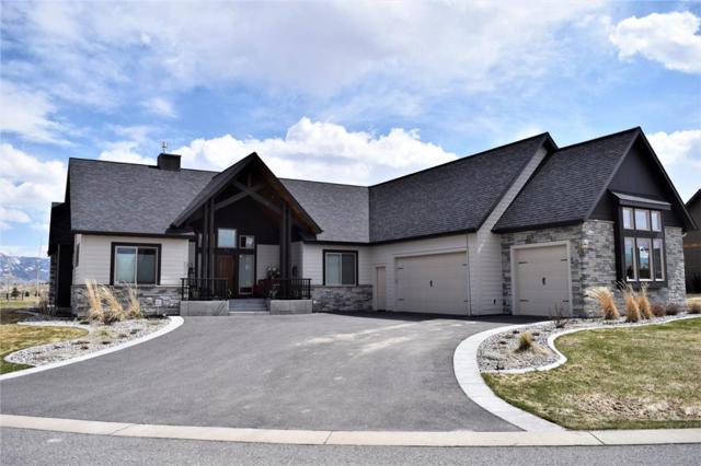 92 Blazer Trail, Bozeman, MT 59718 (MLS #317787) :: Black Diamond Montana | Berkshire Hathaway Home Services Montana Properties