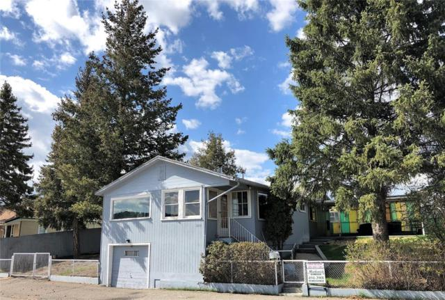 1935 Harvard, Butte, MT 59701 (MLS #319642) :: Black Diamond Montana | Berkshire Hathaway Home Services Montana Properties