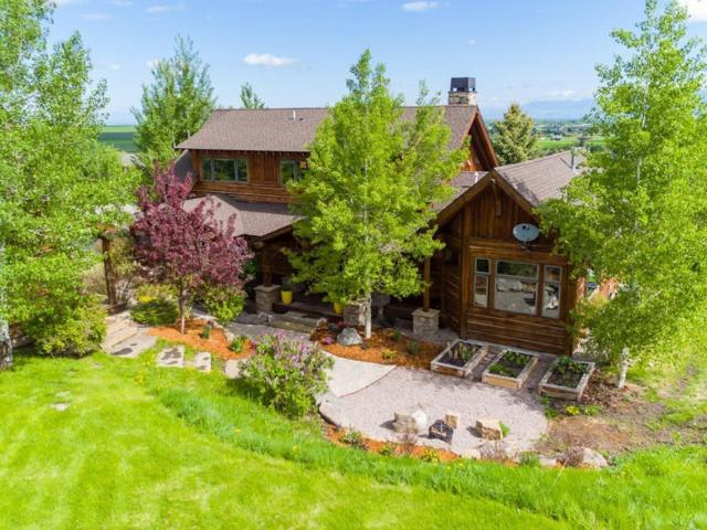 1296 Doney Way, Bozeman, MT 59718 (MLS #319867) :: Black Diamond Montana