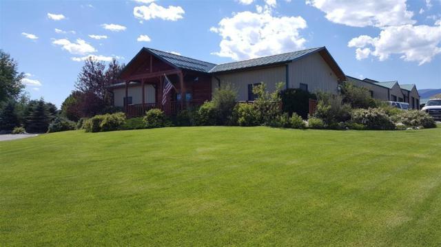5 Moose Horn Lane, Livingston, MT 59047 (MLS #321147) :: Black Diamond Montana