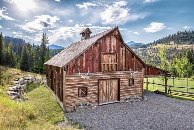 Tract 1, 595 Ousel Falls View Road, Big Sky, MT 59716 (MLS #322069) :: Montana Life Real Estate