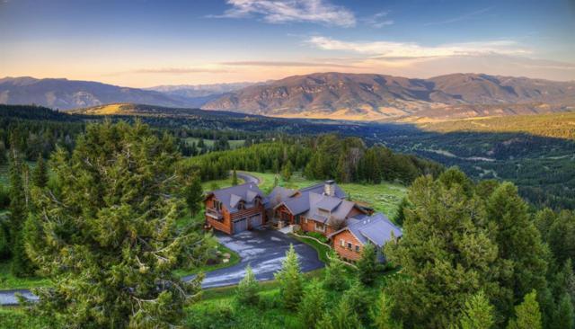 180 Thomas Moran Drive, Big Sky, MT 59716 (MLS #322506) :: Black Diamond Montana