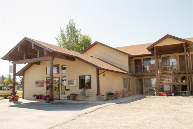 204 N Main, The Fan Mountain Inn Street, Ennis, MT 59729 (MLS #324162) :: Black Diamond Montana