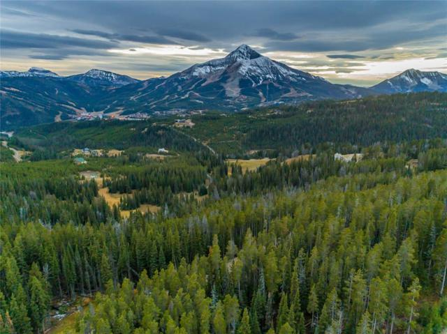 Parcel 2 Upper Beehive Loop Road, Big Sky, MT 59716 (MLS #324277) :: Coldwell Banker Distinctive Properties