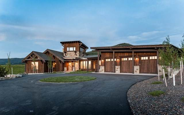 88 Southview Ridge Lane, Bozeman, MT 59715 (MLS #324554) :: Black Diamond Montana