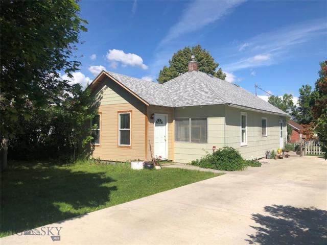 512 E 7th Street E, Big Timber, MT 59011 (MLS #325852) :: Hart Real Estate Solutions