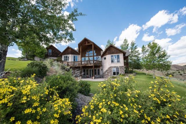 152 Buckboard Trail, Manhattan, MT 59741 (MLS #326165) :: Hart Real Estate Solutions