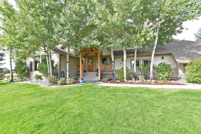 4333 E Graf Street, Bozeman, MT 59715 (MLS #326196) :: Black Diamond Montana