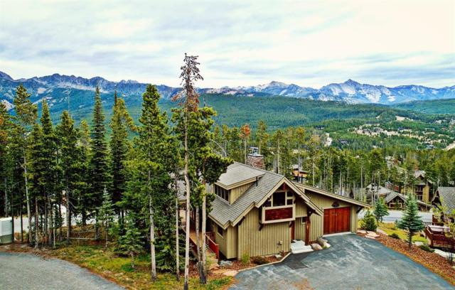 1 Hidden Trail, Big Sky, MT 59716 (MLS #326672) :: Black Diamond Montana