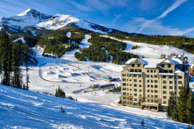 60 Big Sky Resort Road #1006, Big Sky, MT 59716 (MLS #326982) :: Black Diamond Montana