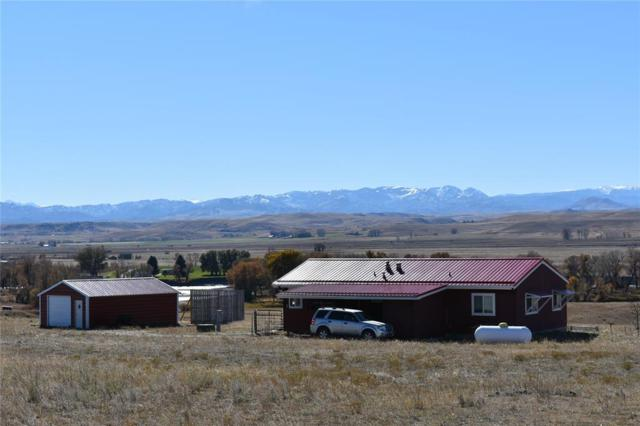 74 Solberg Lane, Big Timber, MT 59011 (MLS #327149) :: Black Diamond Montana