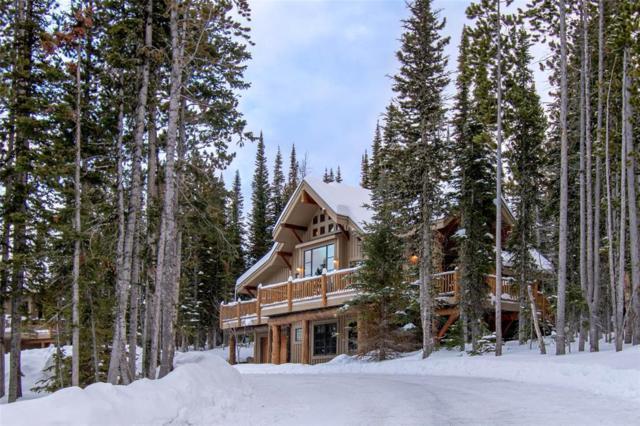 2 Lower Mountain Home Road #20, Big Sky, MT 59716 (MLS #328729) :: Black Diamond Montana