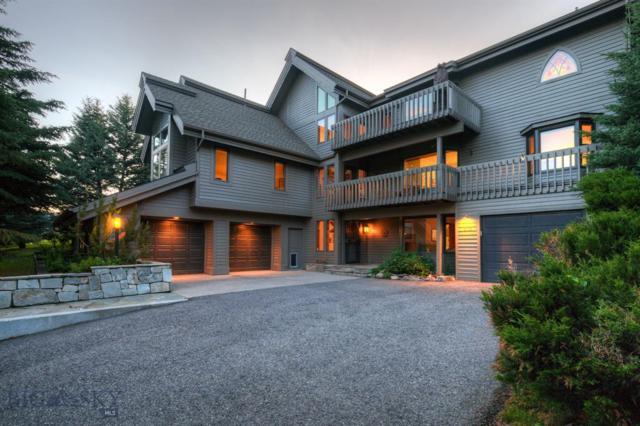 2135 Little Coyote Road, Big Sky, MT 59716 (MLS #329724) :: Hart Real Estate Solutions